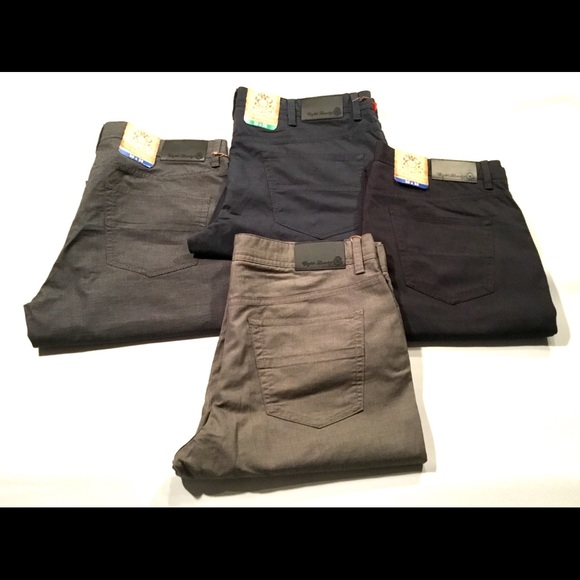 Mens/' IZOD CHINO Straight Fit//Flat Front Khaki Pants   Sizes Colors Vary NWT